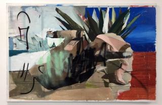 Pablo Merchante. Goza cuello, cabello — Cortesía de Di Art Gallery