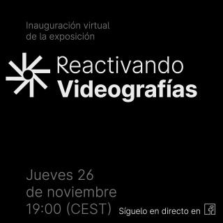 Presentación Reactivando Videografías