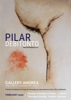 Pilar Debitonto - Gallery Andrea 2020