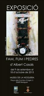 Albert Casals - Fam, Fum i Pedres