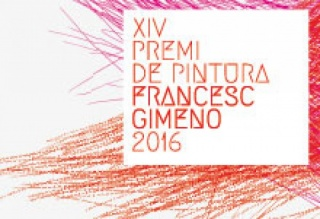 XIV Premi de Pintura Francesc Gimeno 2016