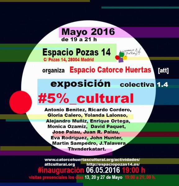 expo 5% cultural