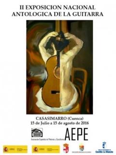 II EXPOSICIÓN NACIONAL ANTOLÓGICA DE LA GUITARRA