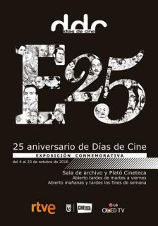25 aniversario de DÍAS DE CINE