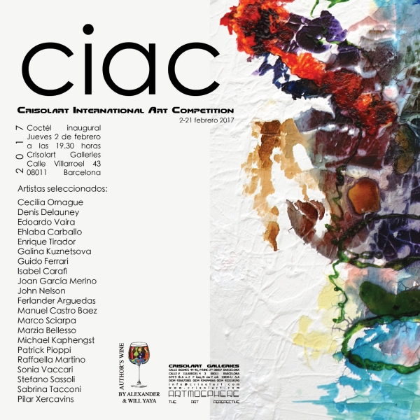 Crisolart International Art Competition