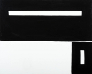 Untitled, 2012, tempera on canvas, 80 x 100 cm