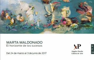 """""""El horizonte de los sucesos"""" de Marta Maldonado"""