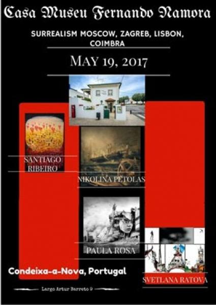 Surrealism Moscow, Zagreb, Lisbon, Coimbra