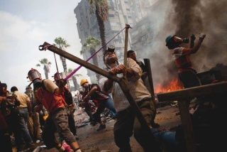 Upfront. Photojournalistes: Une Génération Mondiale