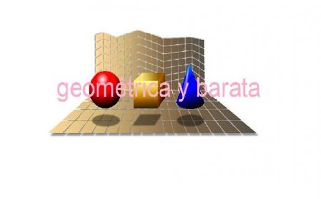 Geométrica y barata