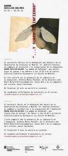 Ramón Guillen-Balmes, ...y subid al infierno