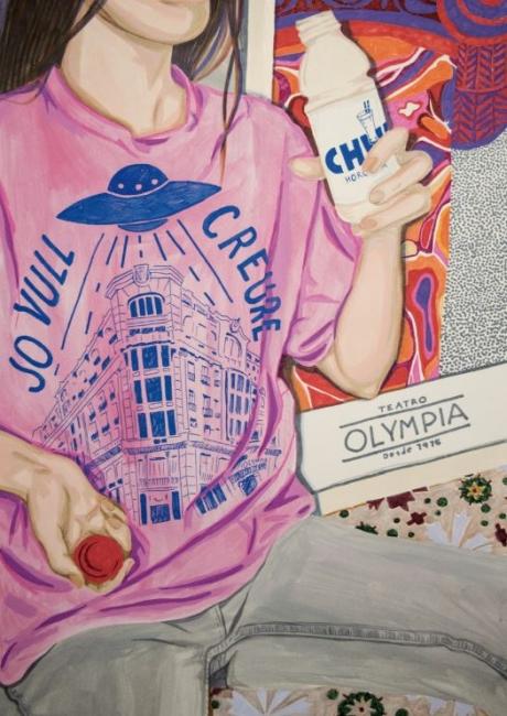 Azucena González – Cortesía de la galería Pepita Lumier