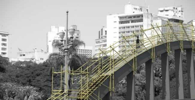 Cartografia Imaginária: A Cidade e Suas Escritas. Crédito: Lucas Galeno