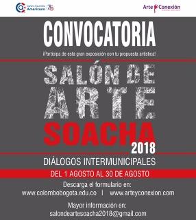 Salón de Arte Soacha 2018