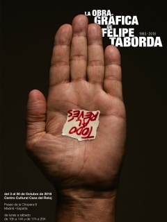 Todo al revés. Felipe Taborda 1983-2018