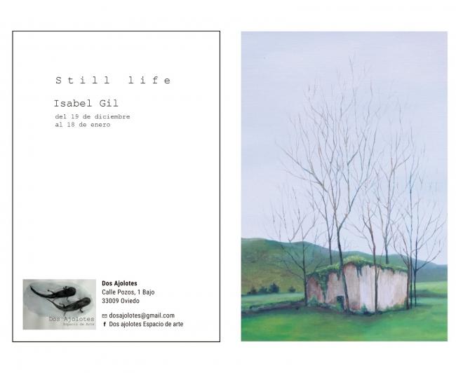 Still Life - Isabel Gil