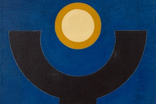 Rubem Valentim, Emblema 34, 1973