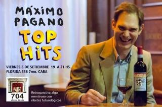 Máximo Pagano. Top hits