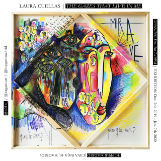 Laura Cuellas en Hopper