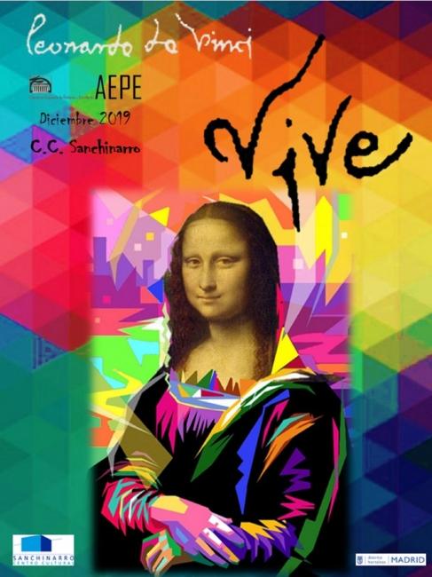 Exposición Leonardo VIVE