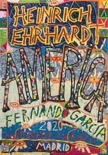 Fernando García. América — Cortesía de la Galería Heinrich Ehrhardt