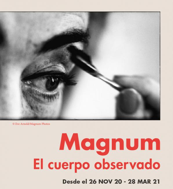 Magnum. El cuerpo observado