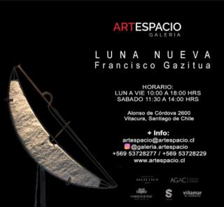 Francisco Gazitúa. Luna Nueva