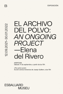 El archivo del polvo: An Ongoing Project