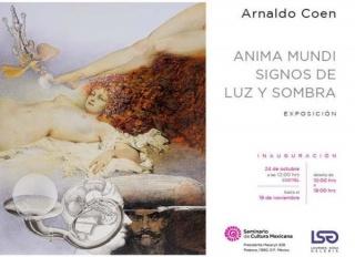 Arnaldo Coen, Anima mundi. Signos de luz y sombra