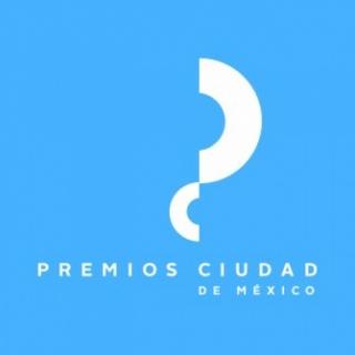 Logotipo. Cortesía de Premios Ciudad de México