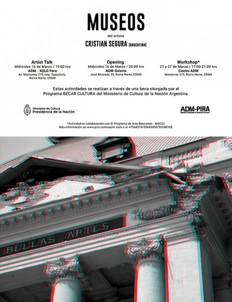 Museos: Antología breve de Cristian Segura