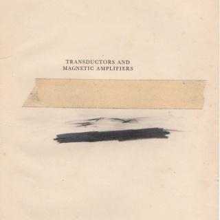 © Mateo Zúñiga, Transductors and Magnetic Amplifiers, Graphite on paper, 22 x 14.5 cm, 2017