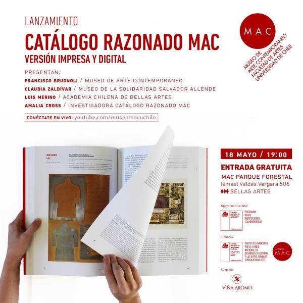 Catálogo Razonado. Colección MAC