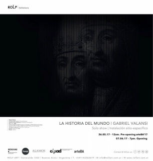 Gabriel Valansi, La historia del mundo