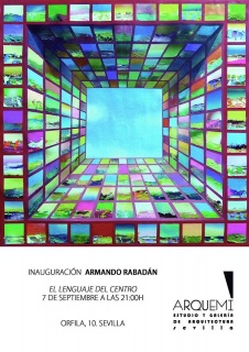 Armando Rabadán. El lenguaje del centro