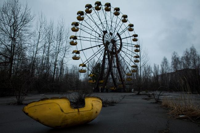 Raúl Moreno. Monólogo sobre Chernobyl – Cortesía de EFTI