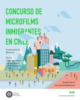 Migrantes en Chile