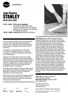 João Penalva. Stanley