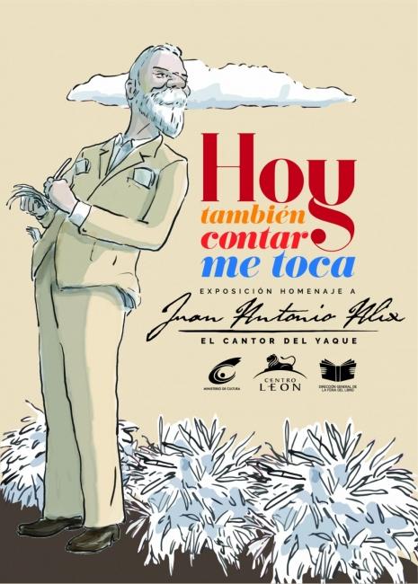 Hoy también contar me toca: Juan Antonio Alix, el cantor del Yaque