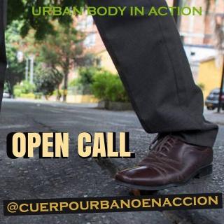 Cuerpo Urbano en Acción. Iª Edición Festival Internacional de Performances Mínimas Urbanas en Vídeo