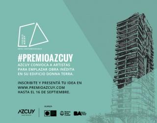 Premio Azcuy 2020 de Arte Contemporáneo