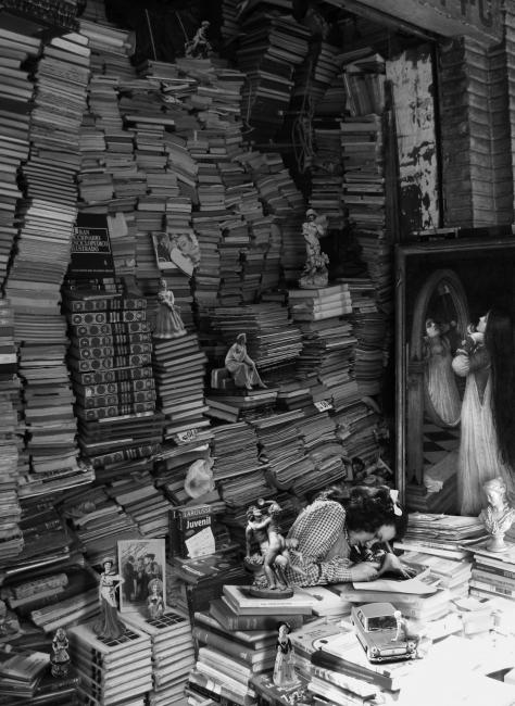 """""""Womankind. Serie 2. 1"""". María María Acha-Kutscher. ADN Galeria — Cortesía de Swab Barcelona"""