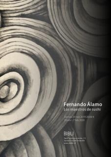 Fernando Álamo. Los maestros de Sushi