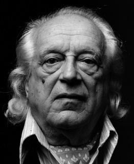 Alberto Schommer. Rafael Alberti, 1985 © Fundación Alberto Schommer — Cortesía de PHotoEspaña