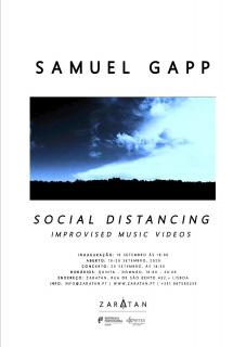 Samuel Gapp. Social Distancing