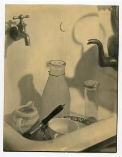 Margaret Watkins. The Kitchen Sink, c.1919 — Cortesía de Kutxa Fundazioa