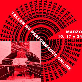 taller de performance art online _ Marina Barsy Janer x isil Sol Vil
