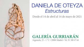 Daniela de Oteyza. Estructuras