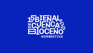 Cartel. Imagen cortesía de La Bienal de Cuenca