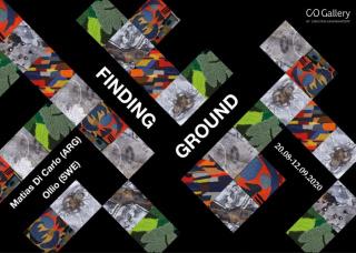 Finding Ground, CG Gallery, Malmö, Sweden